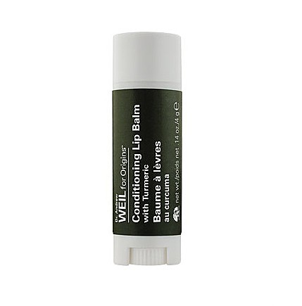 Conditioning Lip Balm with Turmeric