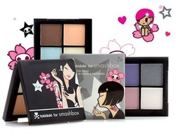 TOKIDOKI EYE SHADOW QUAD