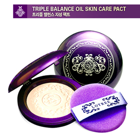 Triple Balance oil Skin Care Pact